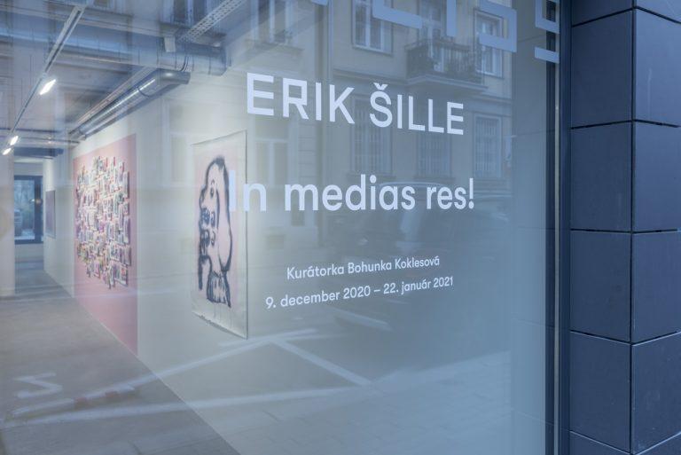 Erik Šille: In medias res!